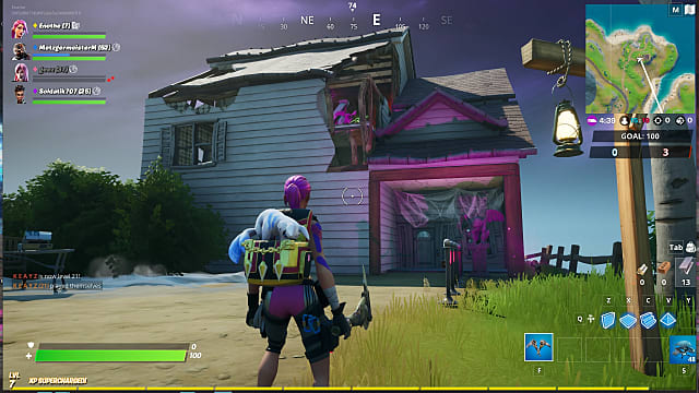 Fortnite Ghost Town Location Guide How To Find The