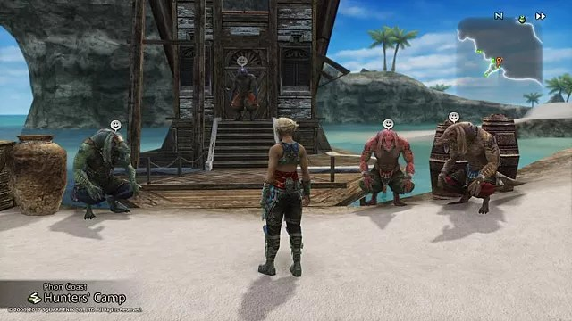 FFXII The Zodiac Age Hunt Club And Trophy Rare Game Guide