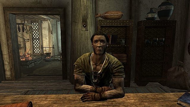 The Most Obnoxious Skyrim NPCs Of All Time The Elder