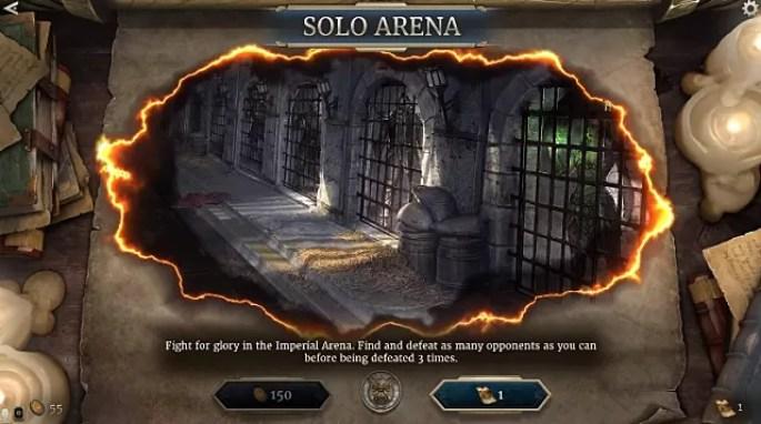 Resultado de imagen de the elder scrolls legends arena