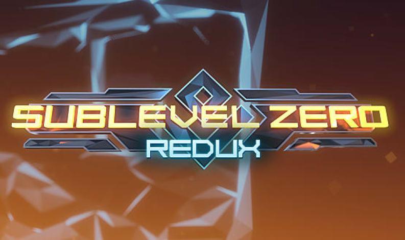 Image result for Sublevel Zero Redux