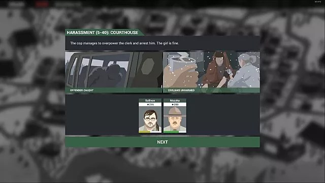 Image result for this is the police 2 cutscene
