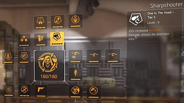 The Division 2 Sharpshooter Specialization Guide Best Skills And Talents Tom Clancys The
