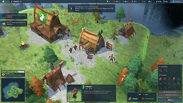 Northgard Guide  Tips and Tricks For Getting Started with Your First     Managing Villagers in Northgard is Essential to Early Game Dominance