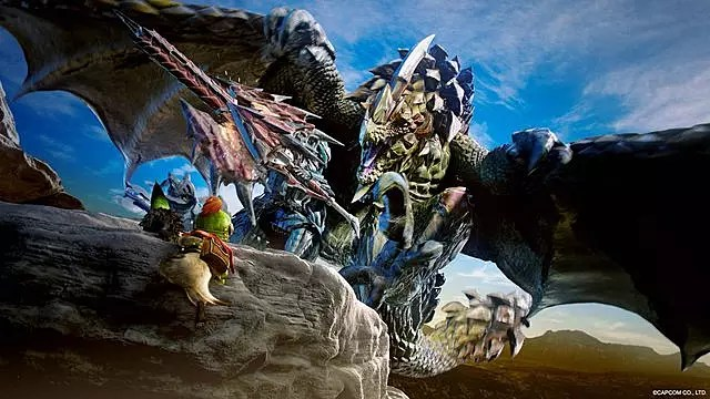 Seregios Tips And Tricks A Guide To Hunting Seregios Monster Hunter 4 Ultimate