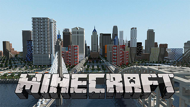 Top 8 Big City Minecraft Seeds With Downloadable Maps