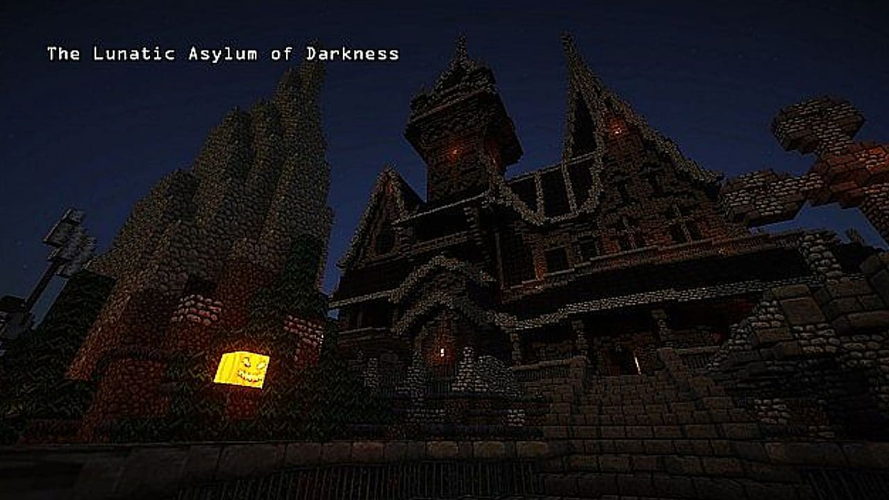 8 Spooky Minecraft Haunted Houses And Towns Slide 6