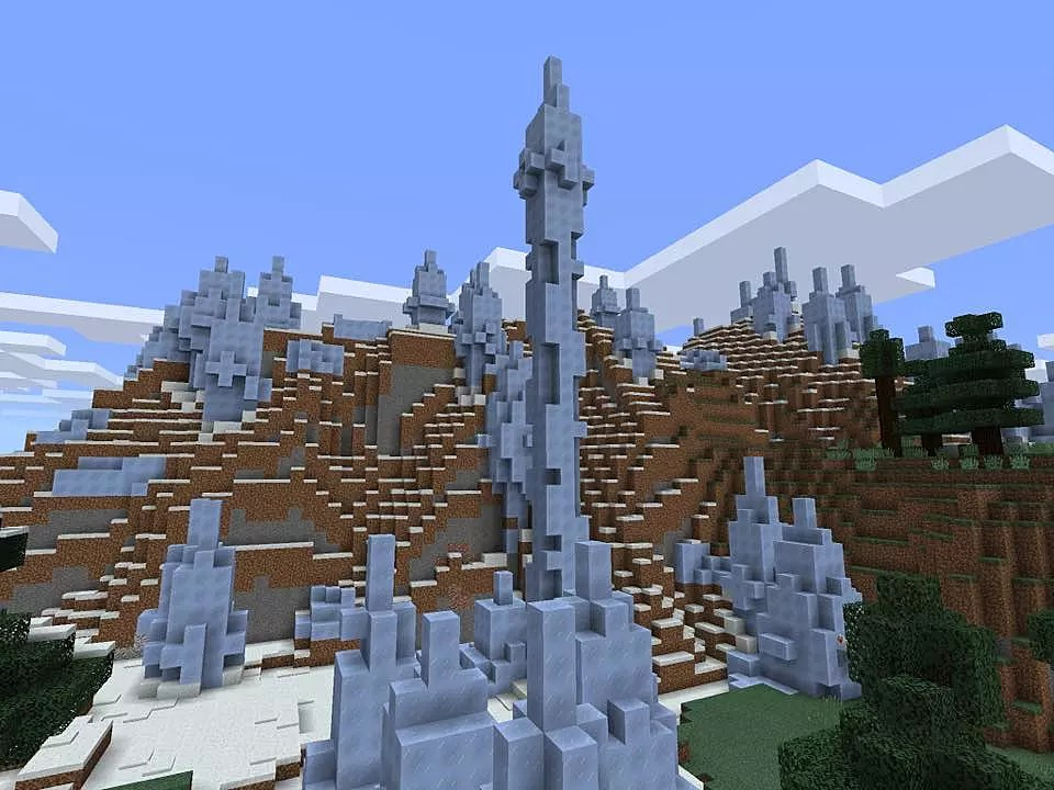 The 20 Best Minecraft PE Seeds For Building Projects