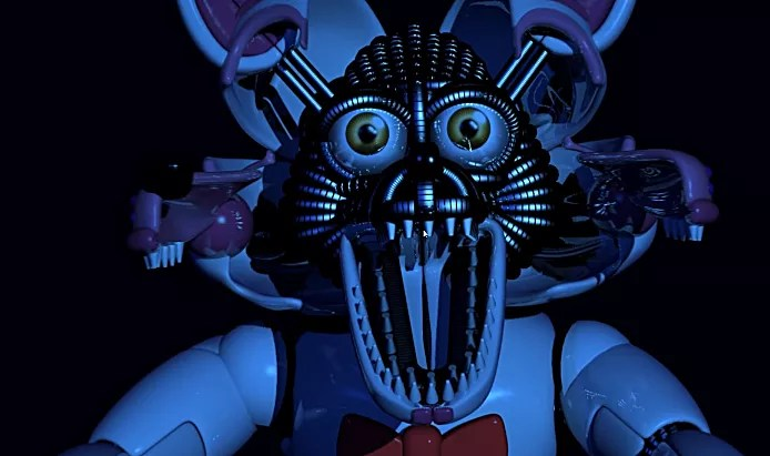 FNAF Sister Location Finally Offers More Than Just