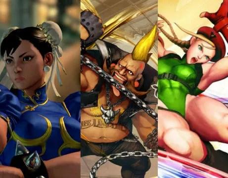 Street Fighter V Moves List Mastering Birdie Cammy And Chun Li Street Fighter V
