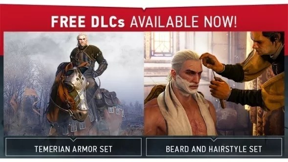 More Free Witcher 3 Visual DLC This Week The Witcher 3 Wild Hunt