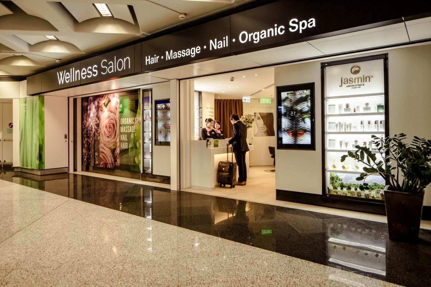 Wellness Salon Hong Kong