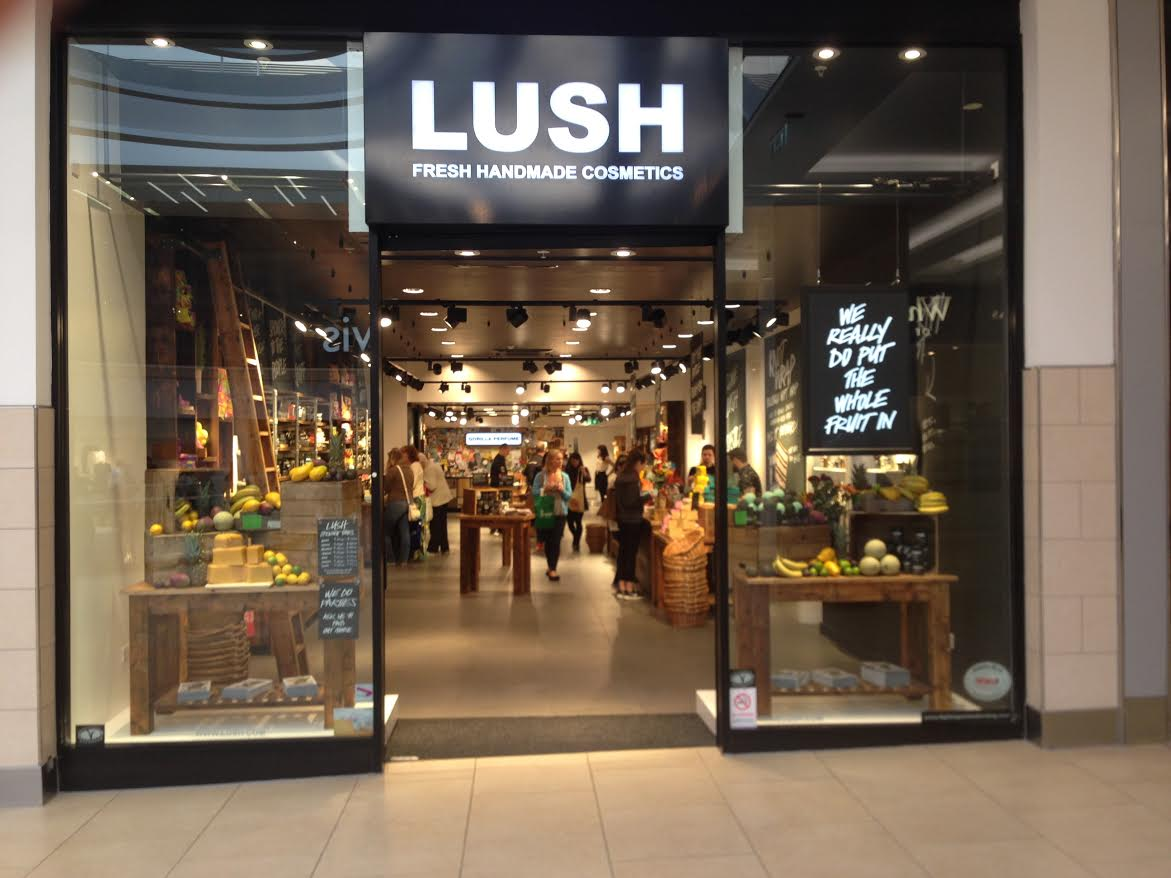Newcastle Lush Fresh Handmade Cosmetics