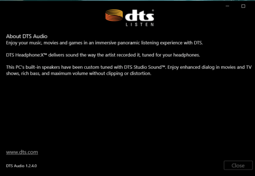How To Fix DTS Headphone:X v1 Please enable PC speaker