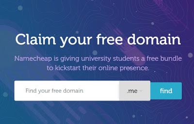 Cara Mendapatkan Domain .me Gratis - MadrasahJOS