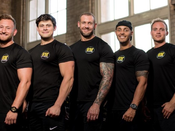 The team from SW Fitness (image supplied)