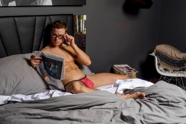 Just Breathe Thong by Body Aware (image supplied)