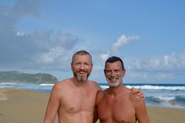 Zipolite, Mexico—Images courtesy of Martti and Fridtjof