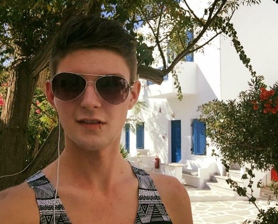 Bailey Mills — The Gay Globetrotter (image supplied)