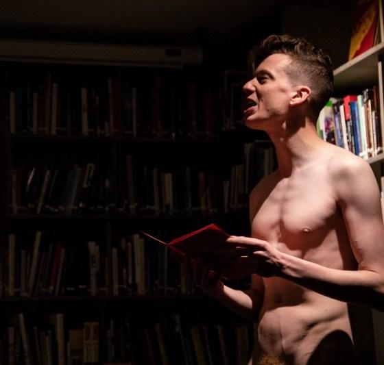 Naked Boys Reading (image supplied)