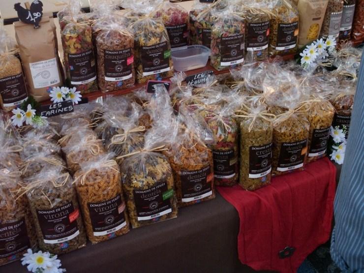 The market in Mazamet (image supplied)