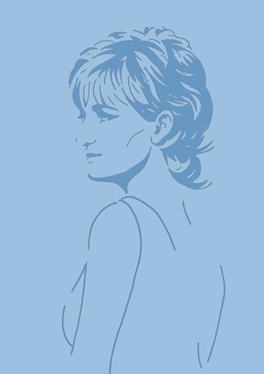 Princess Diana (Mike Bliss)