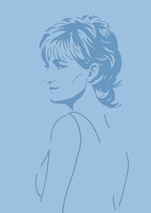 Princess Diana (Mike Bliss)