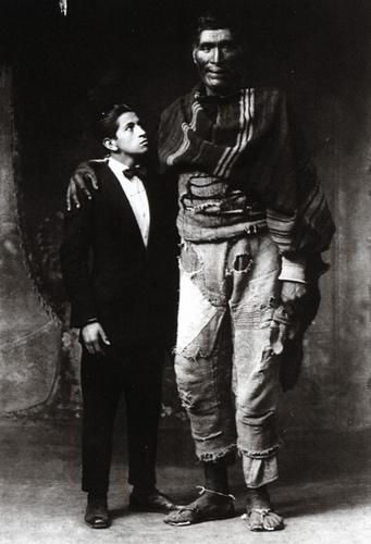 Martín Chambi.  Fotógrafos famosos.