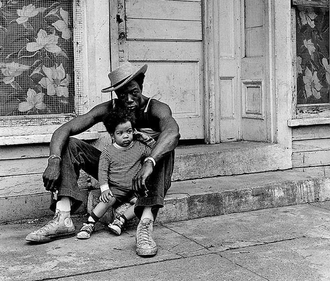 Milton Rogovin, el fotógrafo de los olvidados. 2