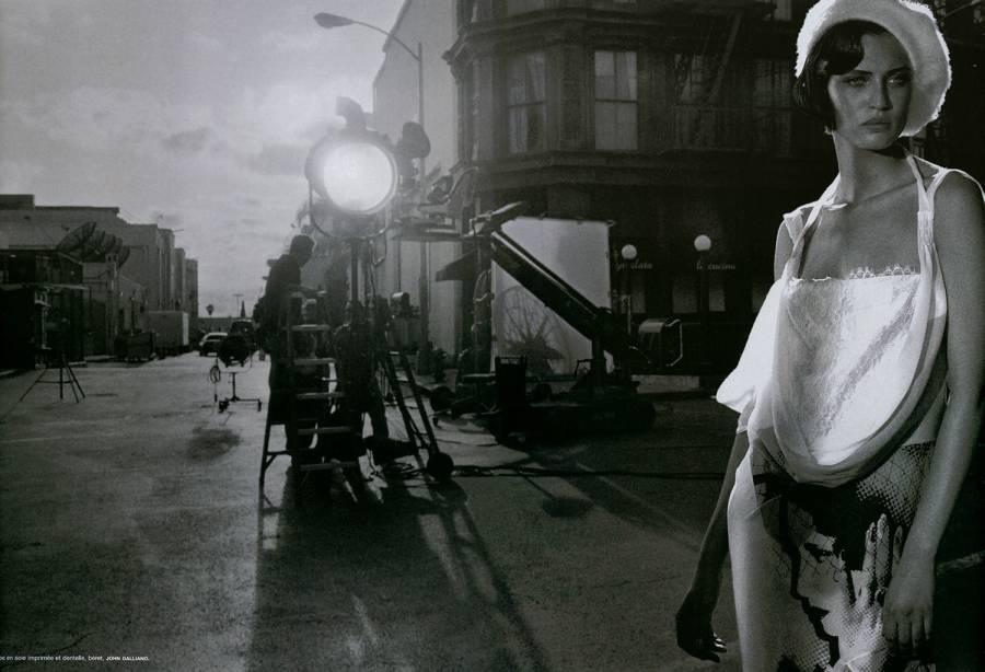 Frase de fotógrafo famoso - Lindbergh, Peter 2