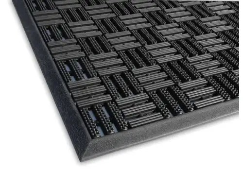 aquaflow mat 32 x39 black