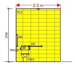 tile calculator and wall estimating