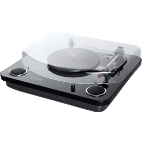 ION Audio Max LP Conversion Turntable With Stereo Speakers Dish Nation deals