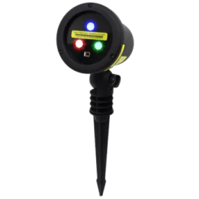 BlissLights Trio Laser Projector Dish Nation deals