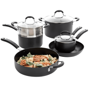 Morning Save Black Friday Oster 10 piece non-stick cookware