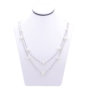 Morning Save Black Friday Imperial pearl necklace