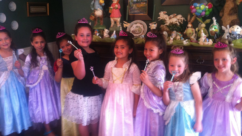 Best In Home Birthday Parties For Kids In Los Angeles Mommy Nearest