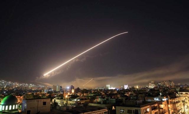 syria attack, US, Donald Trump