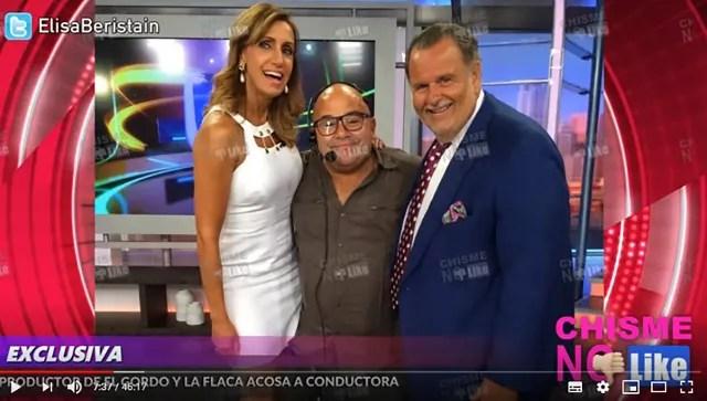 MeToo Univisión El Gordo y la Flaca audios comprometedores