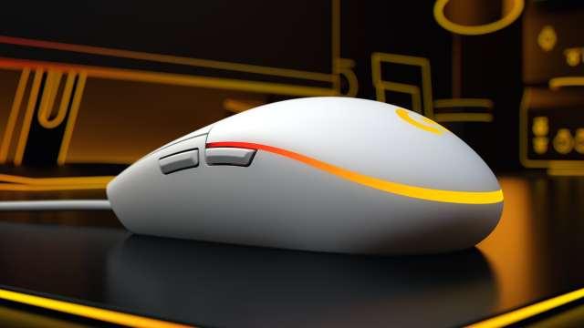 Mouse Gaming Terbaru G102 LIGHTSYNC