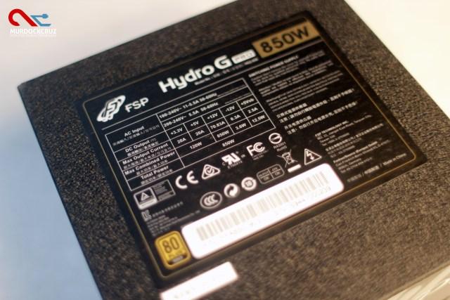 FSP Hydro G Pro 850W