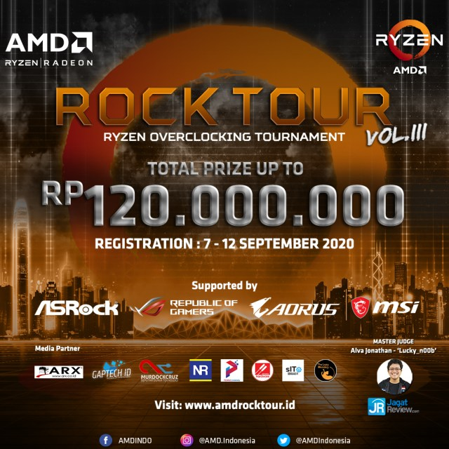 AMD Rock Tour Vol 3