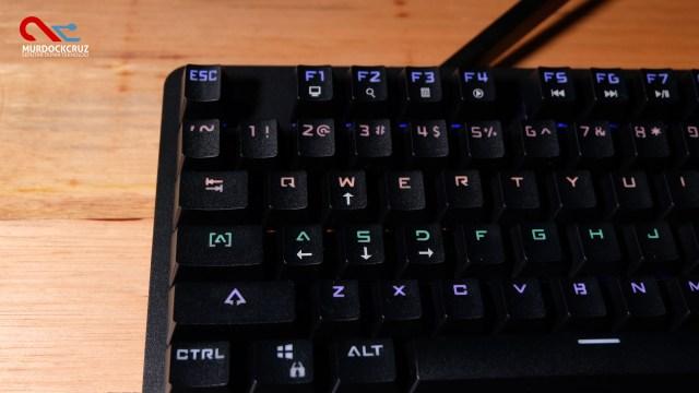 REXUS legionare MX3.2