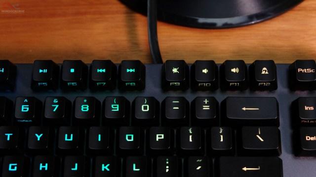 ASUS ROG Strix Scope RX RGB Gaming Keyboard