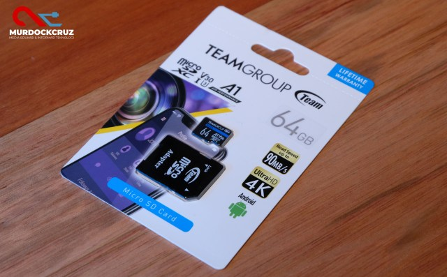 TEAMGROUP Elite A1 U3 MicroSD Card