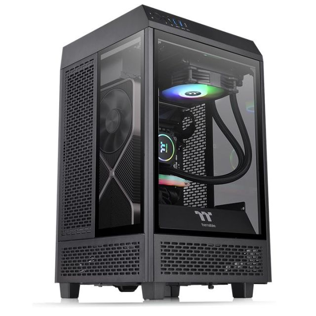 Case Mini ITX Terbaru Tower 100