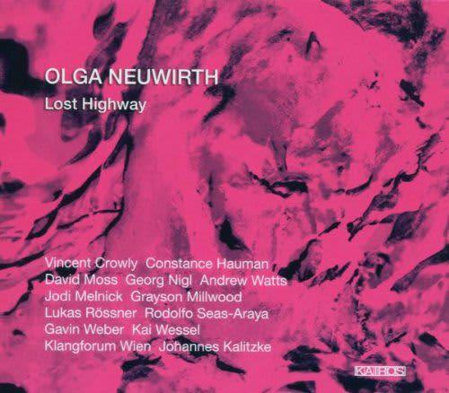 Photo No.1 of Neuwirth, O: Lost Highway / Musiktheater