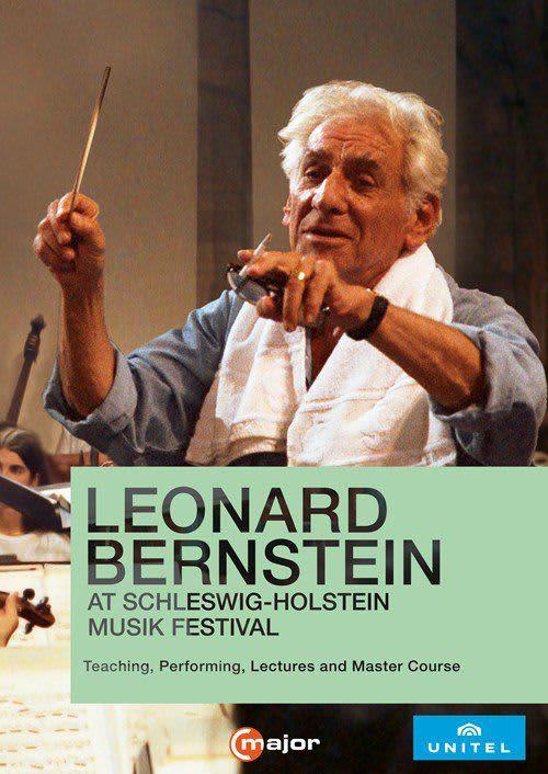 Photo No.1 of Leonard Bernstein at Schleswig-Holstein Musik Festival