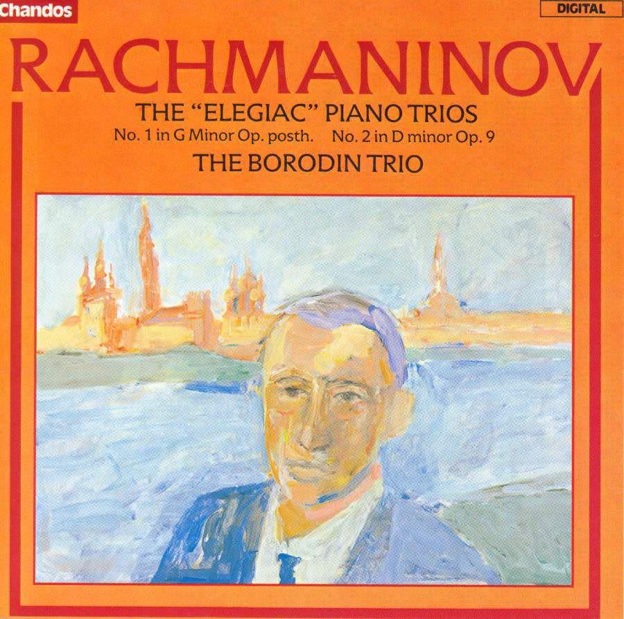 Photo No.1 of Rachmaninov - The Elegiac Piano Trios