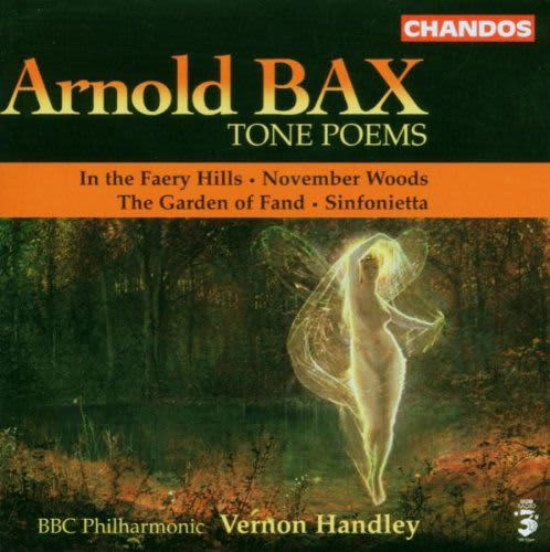 Photo No.1 of Bax - Tone Poems Volume 1